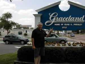 Gazza at Graceland