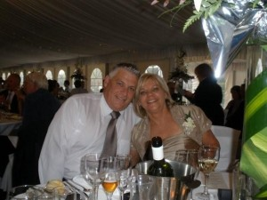 Gary & Cheryle - Wedding Reception